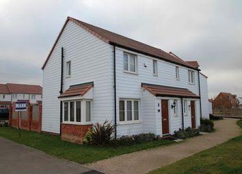 Thumbnail 3 bedroom semi-detached house for sale in Halcrow Avenue, Dartford, Kent