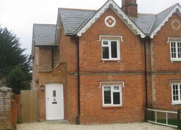 Thumbnail 3 bed semi-detached house to rent in London Road, Hartley Wintney