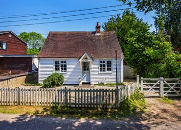 Thumbnail 2 bed detached bungalow for sale in Pootings Road, Crockham Hill