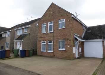 Thumbnail 4 bedroom detached house for sale in Windsor Drive, Wisbech