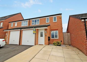 Thumbnail 3 bed semi-detached house for sale in Kilmarnock Grove, Heywood