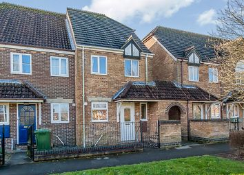 Thumbnail 2 bed terraced house for sale in Pinewood Avenue, Whittlesey, Peterborough