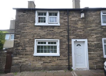 Thumbnail 2 bed end terrace house for sale in East View, Clayton Heights, Bradford