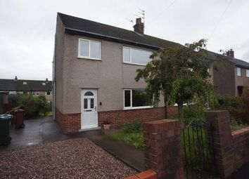 Thumbnail 2 bed semi-detached house to rent in Mayfield Avenue, Clitheroe, Lancashire