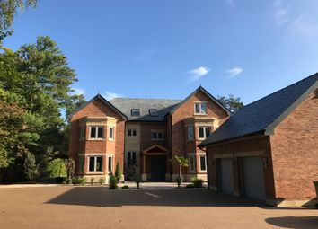 Thumbnail 6 bed detached house for sale in Prestbury Road, Wilmslow