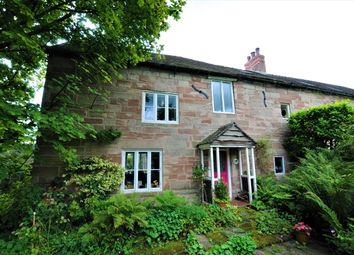 Thumbnail 4 bed semi-detached house for sale in Hollow Lane, Middle Mayfield, Ashbourne