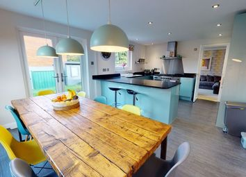 Thumbnail 4 bed detached house for sale in Tudor Way, Brackley