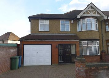 Thumbnail 4 bed semi-detached house for sale in College Avenue, Harrow Weald, Harrow