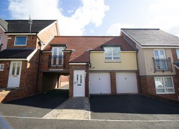 Thumbnail 2 bed flat for sale in Howard Walk, Ashington, Northumberland