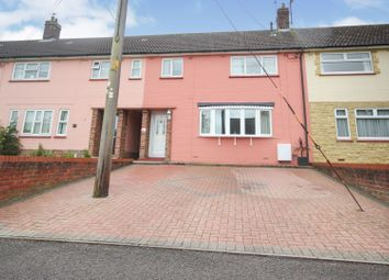 Thumbnail 3 bed terraced house for sale in Woodhall Close, Sudbury