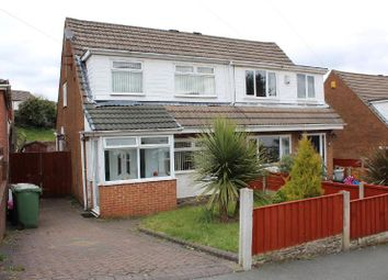 Thumbnail 3 bed semi-detached house to rent in Mayfield Avenue, Sutton Heath, St Helens, Merseyside