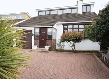 Thumbnail 4 bed detached house for sale in Downer Road, Benfleet