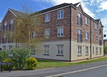 Thumbnail 1 bed flat for sale in Temple Court, Wakefield