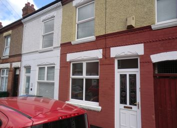 Thumbnail 3 bed terraced house for sale in Ribble Road, Stoke, Coventry