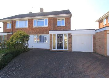 Thumbnail 4 bed semi-detached house for sale in Priory Close, Chelmsford, Essex