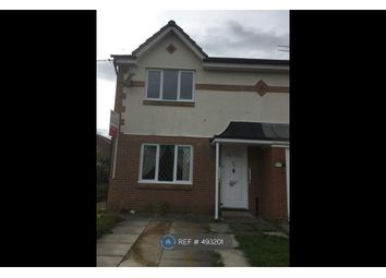 Thumbnail 4 bed end terrace house to rent in Brecongill Close, Hartlepool