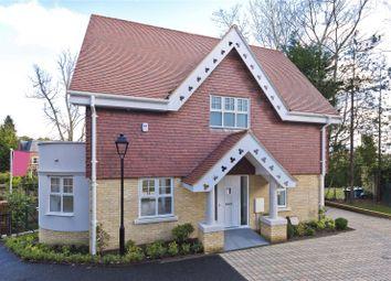 Thumbnail 3 bed detached house for sale in Ridgewood, Brooklands Road, Weybridge, Surrey