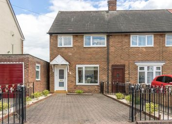 Thumbnail 3 bed end terrace house for sale in Newsham Garth, Hull