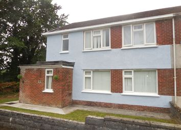 Thumbnail 2 bed flat for sale in Maescader, Pencader