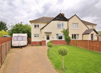Thumbnail 4 bedroom semi-detached house for sale in Great Farthing Close, St. Ives, Huntingdon