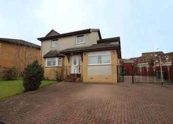 Thumbnail 5 bed detached house for sale in Annan Crescent, Chapelhall, Airdrie, North Lanarkshire