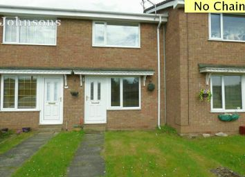 Thumbnail 2 bed terraced house for sale in Goodison Boulevard, Cantley, Doncaster.