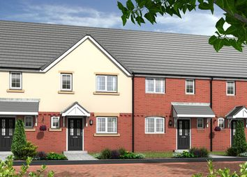 Thumbnail 3 bed terraced house for sale in The Lister Kingswood, Higher Walton, Preston