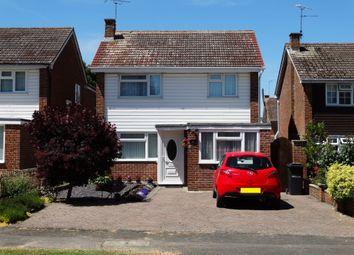 Thumbnail 3 bed detached house for sale in Jeffery Close, Staplehurst, Tonbridge