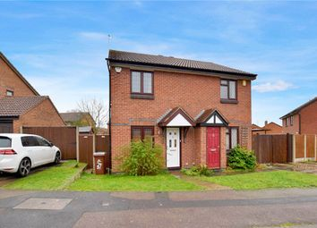 Thumbnail 2 bed semi-detached house for sale in Courtney Close, Nottingham, Nottinghamshire