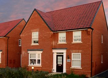 """Thumbnail 4 bed detached house for sale in """"Holden"""" at The Lane, Lidlington, Bedford"""