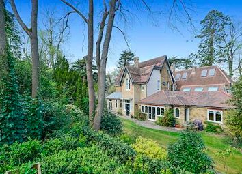 Thumbnail 5 bedroom semi-detached house for sale in Firfields, St. Georges Hill, Weybridge