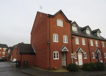 Thumbnail 4 bed semi-detached house for sale in Dee Close, Hilton, Derby