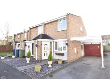Thumbnail 2 bed end terrace house for sale in Kingswood Close, Bishops Cleeve