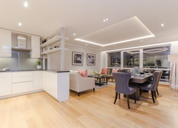 Thumbnail 3 bed flat for sale in Manbre Road, London