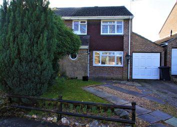 3 bed semi-detached house for sale in Highland Drive, Oakley, Basingstoke RG23