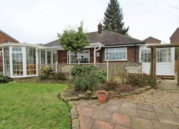 Thumbnail 3 bedroom detached bungalow for sale in Top O Th Fields, Whitefield, Manchester