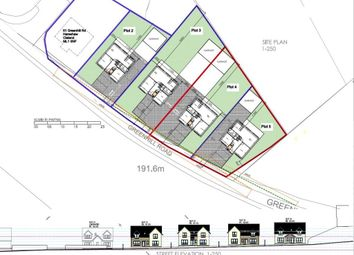 Thumbnail Land for sale in Plot 5, Greenhill Road, Hareshaw, Cleland