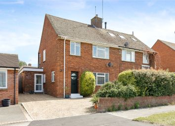 Thumbnail 3 bed semi-detached house for sale in Waborne Road, Bourne End, Buckinghamshire