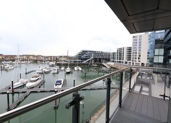 Thumbnail 2 bed flat to rent in The Blake Building, Admirals Quay, Ocean Way, Southampton, Hampshire