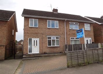 Thumbnail 3 bed semi-detached house for sale in Archer Street, Ilkeston, Derbyshire