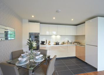 Thumbnail 1 bed flat for sale in Allerton Apartments At Kings Park, 1A St Clements Avenue, Harold Wood, Romford, Essex