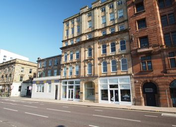 Thumbnail 2 bedroom flat to rent in Clyde Street, Glasgow