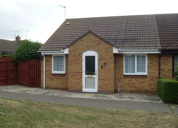 Thumbnail 2 bed semi-detached bungalow to rent in Havering Close, Clacton On Sea