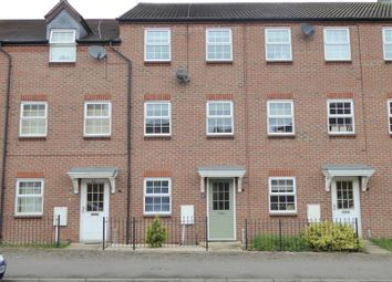 Thumbnail 4 bedroom terraced house to rent in Paper Mill Cottages, Retford
