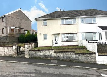 Thumbnail 3 bed property to rent in Winslade Avenue, Tonyrefail, Porth
