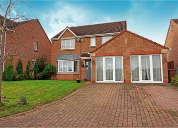 Thumbnail 4 bed detached house for sale in Clifton Way, Brizlincote Valley