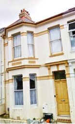 Thumbnail 4 bed town house to rent in Grafton Road, Plymouth, Mutley, Plymouth