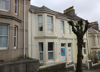 Thumbnail 4 bedroom terraced house for sale in Pentyre Terrace, Plymouth