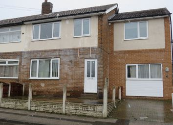 Thumbnail 6 bed semi-detached house for sale in Frederick Street, Goldthorpe, Rotherham