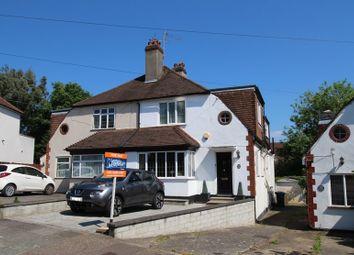 3 bed semi-detached house for sale in Lakeside Crescent, Barnet EN4
